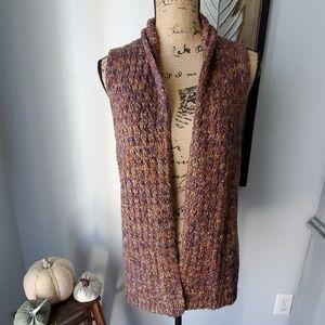 🍁Multi colored vest